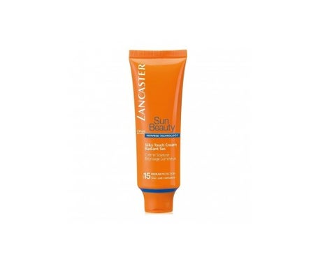 Lancaster Sun Care Sun Beauty Sun Beauty Sun Cream 50ml Spf15