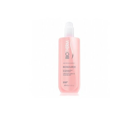 Biotherm Biosource Cleansing Milk 200ml Dry Skin