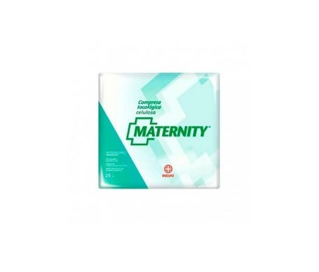 Indas Maternity assorbente post parto in cellulosa 25pz