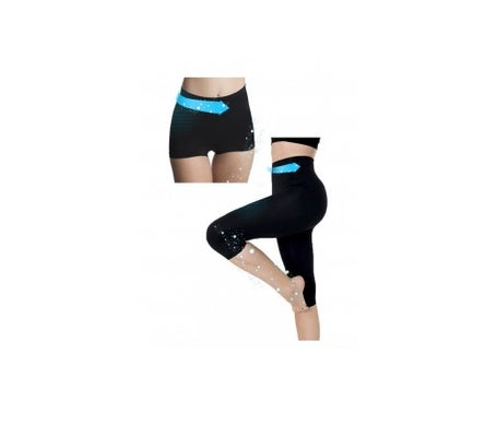 Lipotherm Post Partum Set Legging Pirata e Slim Shorty 2
