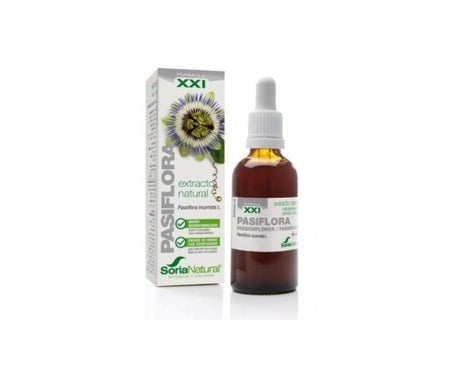 Passionflower Extract Xxi 50 Ml Soria Natur