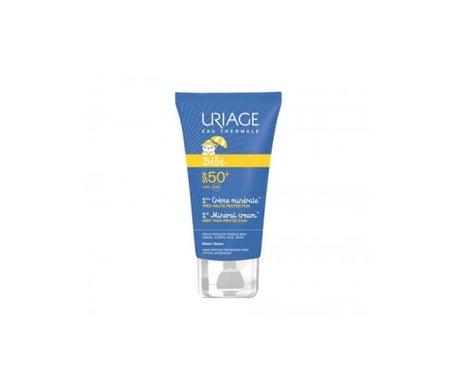 Uriage 1re crème minérale SPF 50+ 50 ml