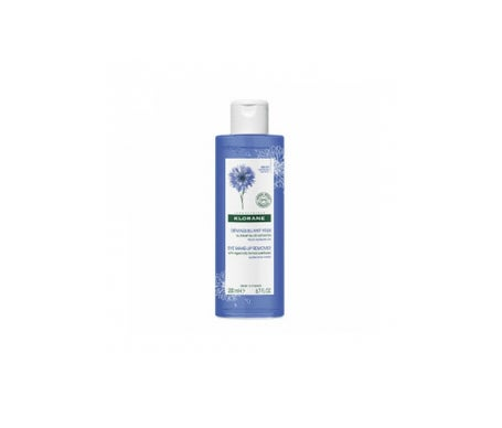 Klorane Eye Make-Up Remover 200ml