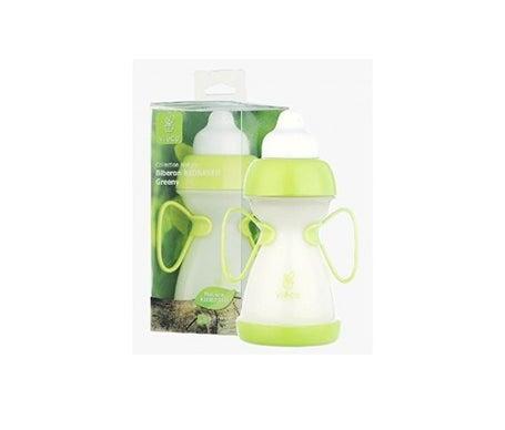Vieco Biberon Biobased Greeny Nature 280ml