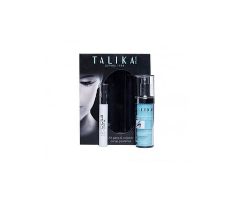 Talika Lash Conditioning Cleanser Make-up Remover Kit