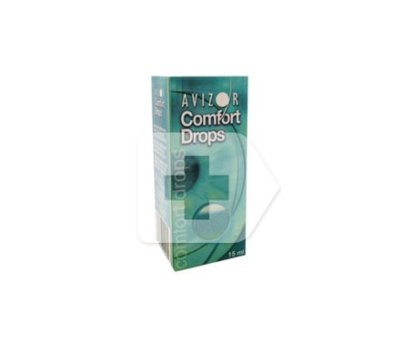 Avizor Lacrifresh Comfort Gocce 15ml