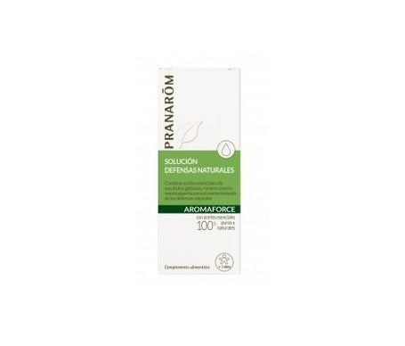 Pranarôm Aromaforce solución resistencia y defensas naturales 30ml