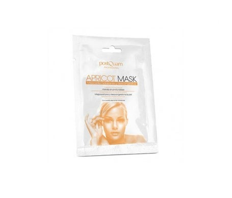 Máscara facial de damasco Postquam 10ml