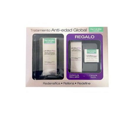 Dermatoline Cosmetic Lift Effect Plus Crema Noche 50ml + Ojos y labios 15ml + Crema Noche 15ml regalo