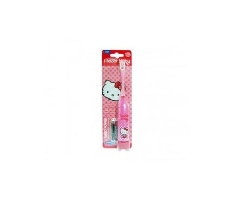 Smileguard cepillo eléctrico infantil Hello Kitty 1ud