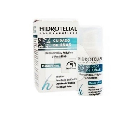 Hydrotelial moisturising care for yellow and malnourished nails 15ml