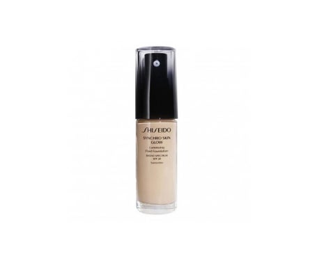 Shiseido Synchro Skin Glow Luminizing Fluid Base B80 30ml di Shiseido Synchro Skin Glow Luminizing Fluid Base B80 30ml