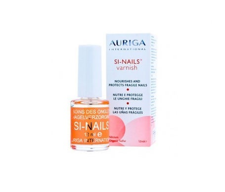 Auriga Si-Nails nail hardener 12ml