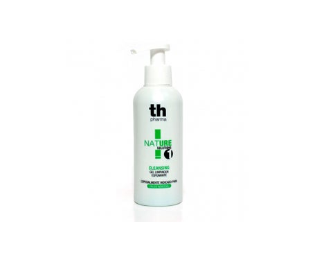 Th Pharma Nature Cleansing Gel Cleanser Acne Skin 200ml