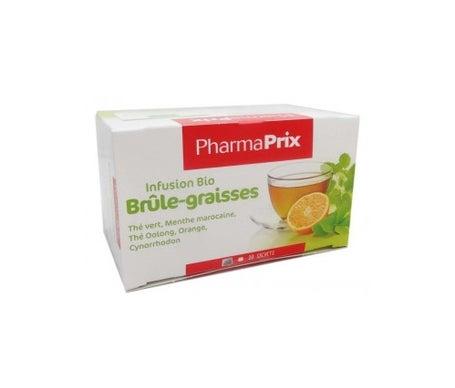 Pharmaprix Infusion Bio Fettverbrennung 20 Beutel