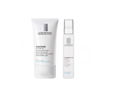 La Roche Posay Pack Substiane UV 15 cream 40ml + Pigmentclar serum 15ml