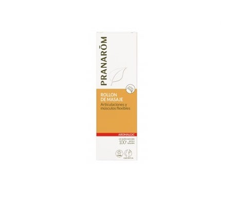 Pranarôm Aromalgic roll on de masaje 75ml