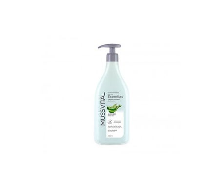 Mussvital Body Milk Aloe Doseador 400 Ml