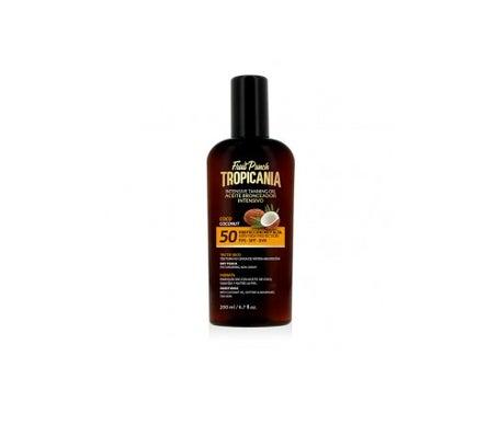 Tropicania Intensiv-Bronzöl Guave LSF 50 200ml