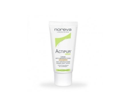 Actipur Anti-imperfeições Cor Natural 30 Ml
