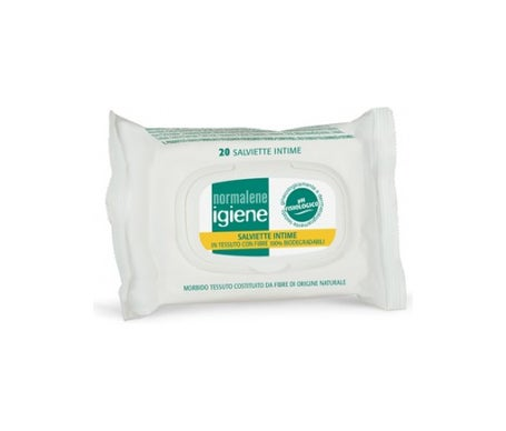 Higiene Normal Salv Int 20Pcs