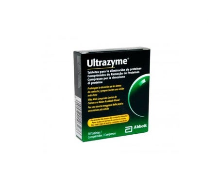 Abbott Ultrazyme 10 Tabletten