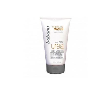 Babaria Crema De Manos Anti-grietas 50ml
