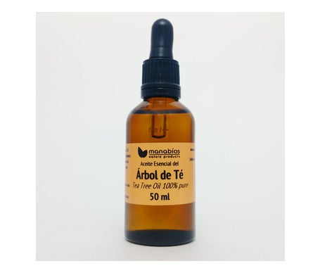 Manabios Aceite Esencial Árbol Té 50ml