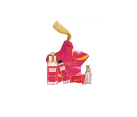 L'Occitane  Star of Pink Nol and Queens