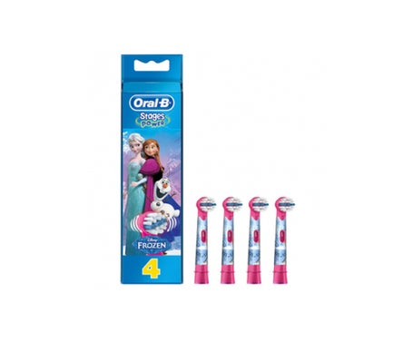Oral-B™ Stages Power Frozen testine di ricambio 4pz