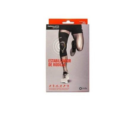 Farmalastic Sport estabilizador rodilla T- L 1ud