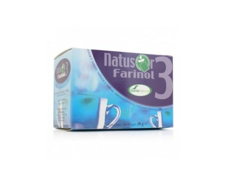 Soria Natural Natusor 03 - Farinol 20 filtros