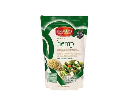 Linwood Peeled Hemp Seeds 225gr