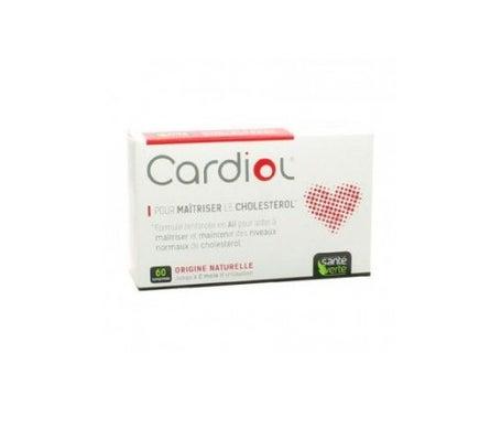 Sant Verte - Cardiol Cholestrol 60 comprimidos