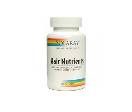 Solaray Hair Nutrients™ 120 capsules