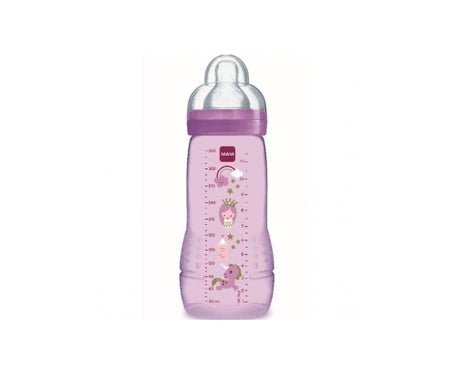 Biberon Mam Easy Active 330 Ml Pink