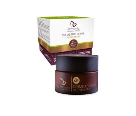 Armonia Crema Efecto Lifting Active Snake 50ml