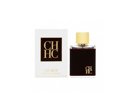 Carolina Herrera Ch Men Eau De Toilette 50ml Vaporizzatore