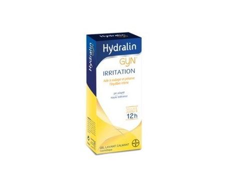 Gyn Hydralin Sol Sol Fl 400Ml