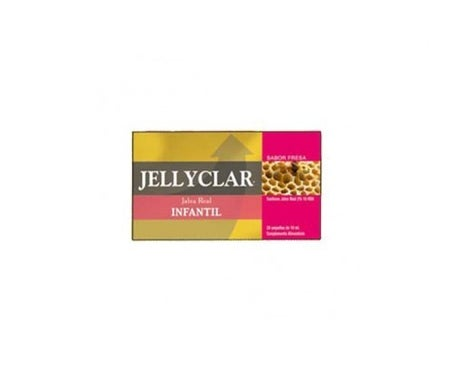Jellyclar™ Royal Infant Jelly+Lactoferrin 20amp