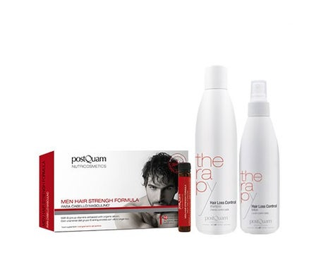Postquam Total Hairloss & Strengh Fórmula Men