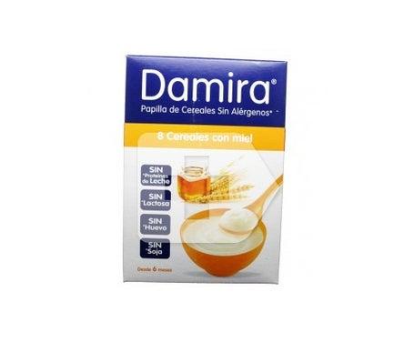 Cereali Damira™ 8 con miele 600g
