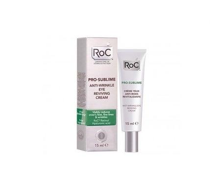 RoC® Pro-Sublime crema revitalizante ojos 15ml