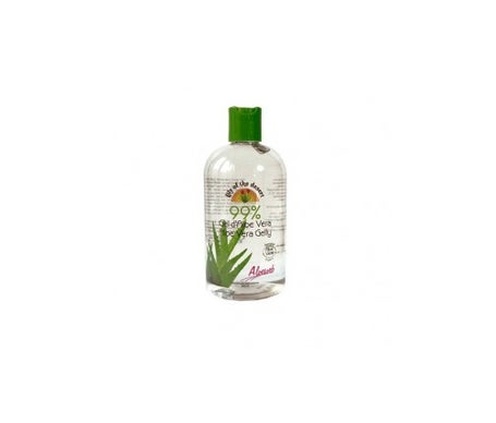 Giglio dell'aloe gel del deserto 99 360ml