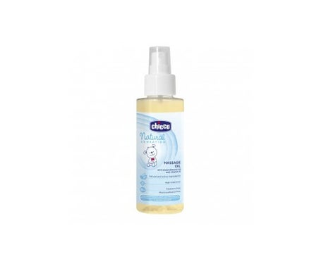 Chicco Sensation Natural Massage Oil Bebe 1