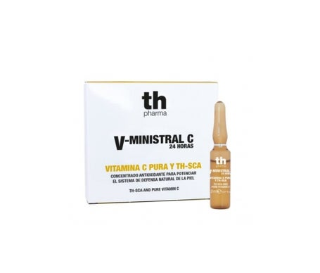 Th Pharma Vitalia ministeriale antiossidante pura vitamina C 5x2ml