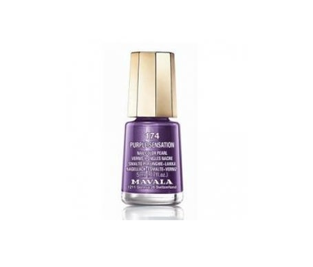 Mavala Mini Pintauñas Nº 174 Sensation Roxo 5ml