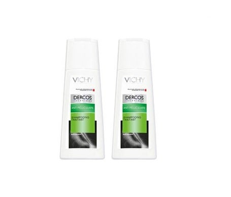 Vichy Dercos Technique Champú Anticaspa Seca 2x200ml