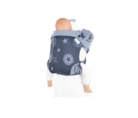 Fidella Flyclick Toddler Outer Space Blue Desde 3 Meses