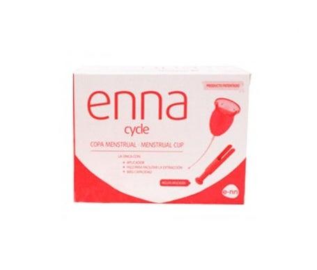 Enna Menstruationstasse T-M 2uds und Applikator